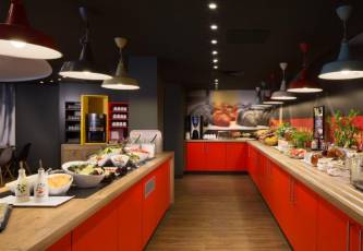 Ibis Budapest Heroes Square 3* – фото 9