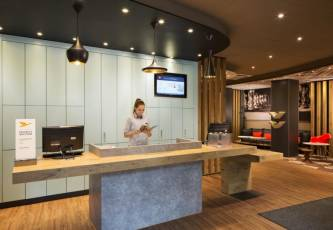 Ibis Budapest Heroes Square 3* – фото 2
