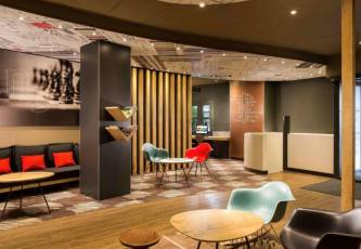 Ibis Budapest Heroes Square 3* – фото 6
