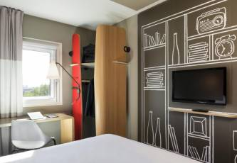 Ibis Budapest Heroes Square 3* – фото 14