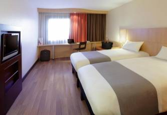 Ibis Budapest Heroes Square 3* – фото 20