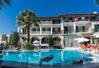 Bomo Zante Plaza Hotel & Apartments 3* – фото 1