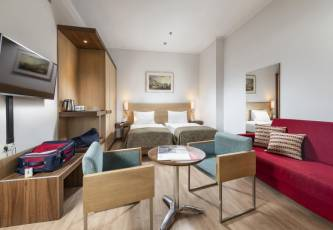 The Three Corners Hotel Bristol 4* – фото 16