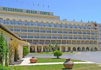 Messonghi Beach Resort 3* – фото 1