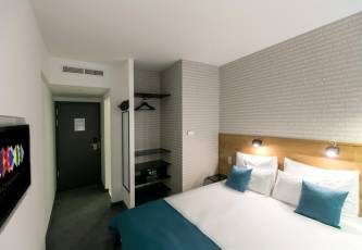 Roombach Hotel Budapest Center 3* – фото 21