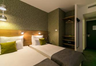 Roombach Hotel Budapest Center 3* – фото 19