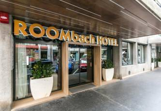Roombach Hotel Budapest Center 3* – фото 1