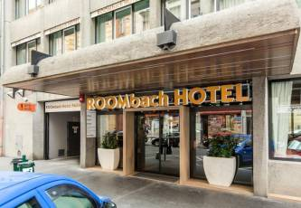 Roombach Hotel Budapest Center 3* – фото 2
