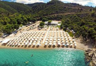 AKTI ONEIROU Luxury Camping and Bungalows – фото 3
