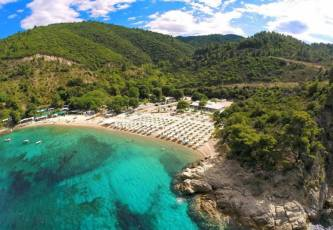 AKTI ONEIROU Luxury Camping and Bungalows – фото 12