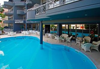STARLINE Mediteranian resort 4* – фото 15