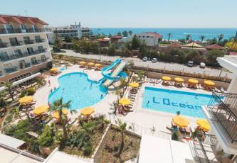 L'Oceanica Beach Resort Hotel – фото 6