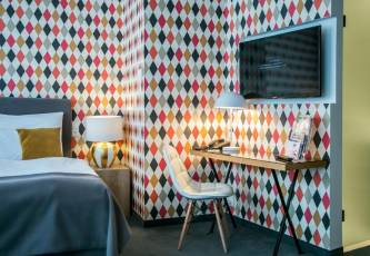 Roombach Hotel Budapest Center 3* – фото 12