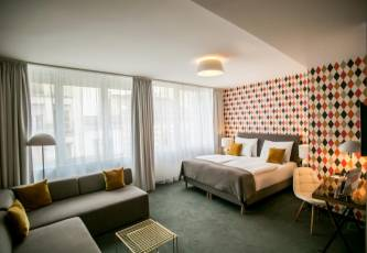 Roombach Hotel Budapest Center 3* – фото 13