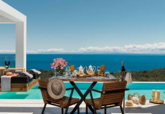 Romantic villa on Zakynthos island – фото 1