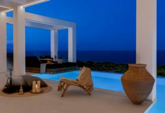 Romantic villa on Zakynthos island – фото 14