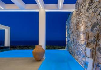 Romantic villa on Zakynthos island – фото 19