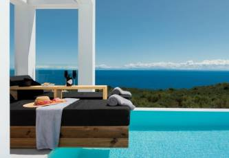 Romantic villa on Zakynthos island – фото 10