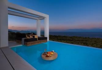Romantic villa on Zakynthos island – фото 11