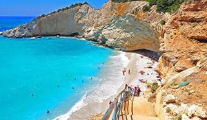 о. Лефкада Греція фото